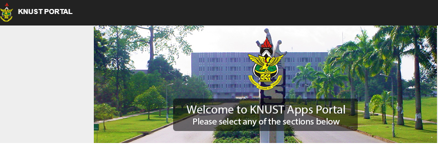 KNUST Admission Form Requirements